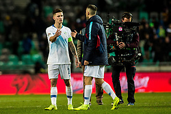 Verbic Benjamin of Slovenia during football match between National Teams of Slovenia and Norwey in UEFA Nations League 2019, on November 16, 2018 in SRC Stozice, Ljubljana, Slovenia. Photo by Grega Valancic / Sportida