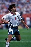 FIFA World Cup - USA 1994.Emil Kostadinov - Bulgaria.©JUHA TAMMINEN