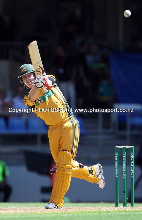Australian batsman Brad Haddin.<br />