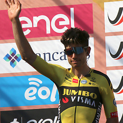 08-08-2020: Wielrennen: Milaan-San Remo: San Remo Wout van Aert