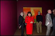 BERTOLUTTI DORA HOWARD, Allen Jones private view. Royal Academy,  London. 11 November  2014.