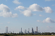 Canvey Island Oil refinery, 2012