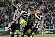 Newcastle United v Norwich City 280916
