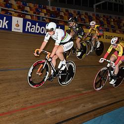 28-12-2015: Wielrennen: NK Baan: Alkmaar   <br />ALKMAAR (NED) baanwielrennen<br />Op de wielerbaan van Alkmaar streden de wielrenners om de nationale baantitels. Wereldkampioene Scratch Kirsten Wild controleerd het peloton