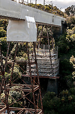 National Park-107 year old Makatote Viaduct make over