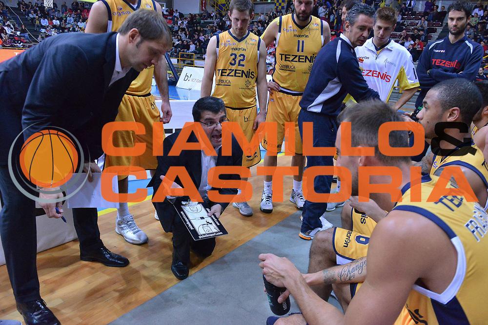DESCRIZIONE : Verona Campionato Lega A2 2012-2013 Tezenis Verona Upea Capo d Orlando<br /> GIOCATORE : alessandro ramagli<br /> CATEGORIA :  delusione time out<br /> SQUADRA : Tezenis Verona Upea Capo d Orlando<br /> EVENTO : Campionato Lega A2 2012-2013<br /> GARA : Tezenis Verona Upea Capo d Orlando<br /> DATA : 03/11/2012<br /> SPORT : Pallacanestro <br /> AUTORE : Agenzia Ciamillo-Castoria/M.Gregolin<br /> Galleria : Lega Basket A2 2012-2013 <br /> Fotonotizia : Verona Campionato Lega A2 2012-2013 Tezenis Verona Upea Capo d Orlando<br /> Predefinita :