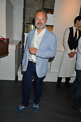 GRAHAM NORTON at the Tiffany & Co. Exhibition 'Fifth And 57th' Opening Night held in The Old Selfridges Hotel, Orchard Street, London on 1st July 2015.