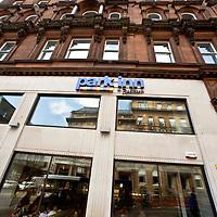 Russells Ltd. Park Inn exteriors, West George Street, Glasgow. Copyright CookseyPix.com