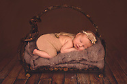 Georgia Grae Newborn Photos