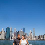 Nicole and Vladimir - Dumbo, Brooklyn