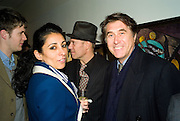OTIS FERRY, SERENA REES, PAUL SIMONON AND BRYAN FERRY, Paul Simonon  *** Local Caption *** -DO NOT ARCHIVE-© Copyright Photograph by Dafydd Jones. 248 Clapham Rd. London SW9 0PZ. Tel 0207 820 0771. www.dafjones.com.