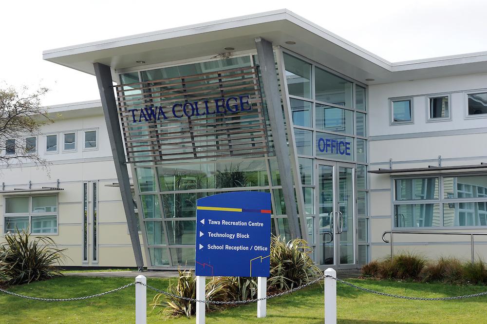 Tawa College, Wellington, New Zealand, Thursday, July 18, 2013. Credit:SNPA / Ross Setford