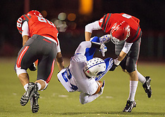 10/30/15 HS Football Bridgeport vs. Fairmont Senior