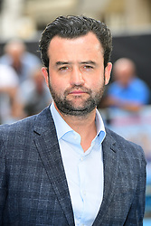 Daniel Mays attending the Swimming with Men premiere held at Curzon Mayfair, London. PRESS ASSOCIATION Photo. Picture date: Wednesday July 4, 2018. Photo credit should read: Ian West/PA Wire
