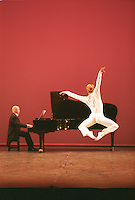 "Cameron McMillan of English National Ballet in Mark Morris' ""Drink to ME Only With Thine Eyes...""<br />
