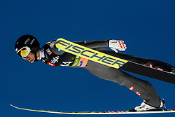 Clemens Aigner (AUT) during the Trial Round of the Ski Flying Hill Individual Competition at Day 1 of FIS Ski Jumping World Cup Final 2019, on March 21, 2019 in Planica, Slovenia. Photo by Matic Ritonja / Sportida