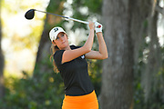 Allison Emrey during the second round of the Symetra Tour's Florida's Natural Charity Classic at the Country Club of Winter Haven on March 11, 2017 in Winter Haven, Florida.<br /> <br /> ©2017 Scott Miller