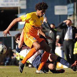 Southend United v Wycombe Wanderers | League Two | 7 March 2015