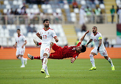 January 12, 2019 - Abu Dhabi, Abu Dhabi, United Arab Emirates - during Vietnam v Iran, AFC Asian Cup football, Nahyan Stadium, Abu Dhabi, United Arab Emirates on January 12, 2019  (Credit Image: © Ulrik Pedersen/NurPhoto via ZUMA Press)
