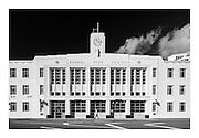 Central Fire Station, Wellington