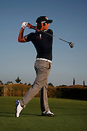 Matteo Manassero portrait feature<br /> Portugal October 2012<br /> Picture Credit:  Mark Newcombe / www.visionsingolf.com