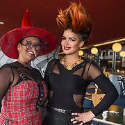 NLD/Ede/20140615 - Premiere film Heksen bestaan niet, Ingrid Simons endochter Eva Simons