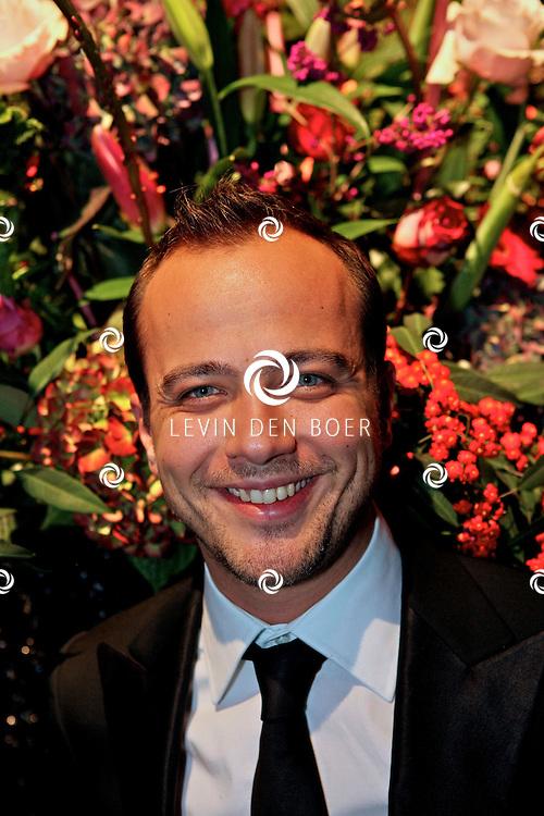 AMSTERDAM - In de Rai Amsterdam is de Miljonair Fair 2011 gehouden.  Met op de foto Geert Hoes. FOTO LEVIN DEN BOER - PERSFOTO.NU