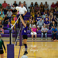 08-29-16 Berryville Jr. High Volleyball vs. Valley Springs