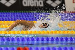 20.08.2014, Europa Sportpark, Berlin, GER, LEN, Schwimm EM 2014, 1500m Freistil, M&auml;nner, Finale, im Bild Gregorio Paltrinieri (ITA) // during the final of men's 1500m freestyle of the LEN 2014 European Swimming Championships at the Europa Sportpark in Berlin, Germany on 2014/08/20. EXPA Pictures &copy; 2014, PhotoCredit: EXPA/ Eibner-Pressefoto/ Lau<br /> <br /> *****ATTENTION - OUT of GER*****