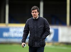 Bristol Rovers Manager Darrell Clarke - Mandatory byline: Robbie Stephenson/JMP - 07966 386802 - 26/12/2015 - FOOTBALL - Kingsmeadow Stadium - Wimbledon, England - AFC Wimbledon v Bristol Rovers - Sky Bet League Two
