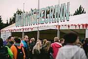 Photos of general crowd atmosphere at Secret Solstice Music Festival 2014 in Reykjavík, Iceland. June 20, 2014. Copyright © 2014 Matthew Eisman. All Rights Reserved