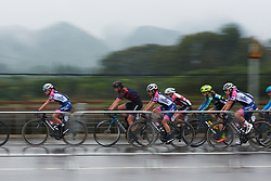 Dalia Muccioli (ITA) at GREE Tour of Guangxi Women's World Tour 2018, a 145.8 km road race in Guilin, China on October 21, 2018. Photo by Sean Robinson/velofocus.com