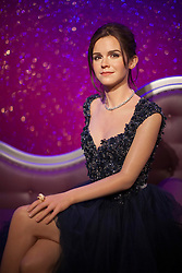 © licensed to London News Pictures. London, UK 26/03/2013. Madame Tussauds London reveals a new wax figure of Emma Watson on Tuesday 26 March 2013. Photo credit: Tolga Akmen/LNP