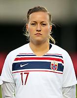 International Women's Friendly Matchs 2019 / <br /> Norway v Canada 0-1 ( La Manga Club - Cartagena,Spain ) - <br /> Kristine Minde of Norway