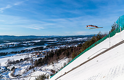 18.03.2018, Vikersundbakken, Vikersund, NOR, FIS Weltcup Ski Sprung, Raw Air, Vikersund, Finale, im Bild Kamil Stoch (POL) // Kamil Stoch of Poland during the 4th Stage of the Raw Air Series of FIS Ski Jumping World Cup at the Vikersundbakken in Vikersund, Norway on 2018/03/18. EXPA Pictures © 2018, PhotoCredit: EXPA/ JFK
