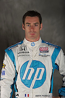 Simon Pagenaud, INDYCAR Spring Training, Sebring International Raceway, Sebring, FL 03/05/12-03/09/12