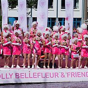 NLD/Amsterdam//20170805 - Gay Pride 2017, Boot Dolly Bellefleur & Friends