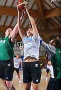 Ritiro per la preparazione ad Eurobasket 2007 Allenamento<br /> raffaella masciadri