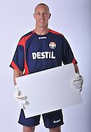 05-07-2009: Voetbal:Studioportretten Willem II<br /> Promotie Maikel Aerts<br /> LET OP! Exclusief voor Willem II of in overleg met Pix4Profs<br /> Foto: Geert van Erven