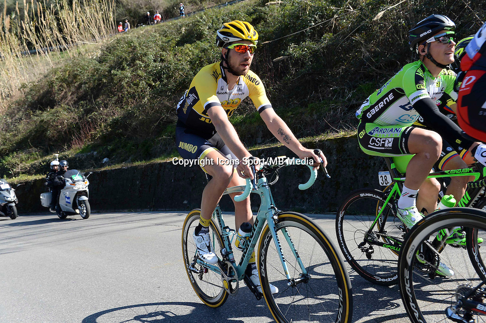 Keizer Martijn - Lotto NL Jumbo - 12.03.2015 - Etape 2 - Tirreno Adriatico<br />Photo : Sirotti / Icon Sport