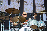 2019-06-07 | Norje, Sweden: Johan Reivén performing at Sweden Rock Festival 2019 ( Photo by: Roger Linde | Swe Press Photo )<br /> <br /> Keywords: Sweden Rock Festival, Norje, Festival, Music, SRF, LOK