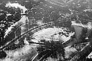 Nederland, Noord-Holland, Amsterdam, 28-10-2016; Vondelpark in de winter met Willemspark (of de Willemsparkbuurt).<br /> Amsterdam South next to Vondel park.<br /> <br /> luchtfoto (toeslag op standard tarieven);<br /> aerial photo (additional fee required);<br /> copyright foto/photo Siebe Swart