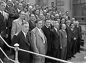 1952 Vocational Education Officers