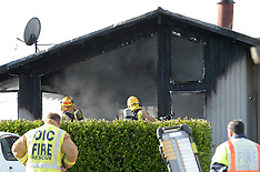 Hastings-Flaxmere house destroyed by fire