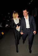 03.APRIL.2007. LONDON<br /> <br /> GABBY AND KENNY LOGAN OUT AND ABOUT IN LONDON.<br /> <br /> BYLINE: EDBIMAGEARCHIVE.CO.UK<br /> <br /> *THIS IMAGE IS STRICTLY FOR UK NEWSPAPERS AND MAGAZINES ONLY*<br /> *FOR WORLD WIDE SALES AND WEB USE PLEASE CONTACT EDBIMAGEARCHIVE - 0208 954 5968*