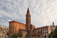 VICENZA, CENTRO STORICO, CHIESA DI SANTA CORONA, VENETO, ITALIA