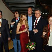 Premiere Hemelen, Christiaan Nortier, Bea Meulman, Carol van Herwijnen, Irma Hartog en Johnny Kraaykamp Jr.