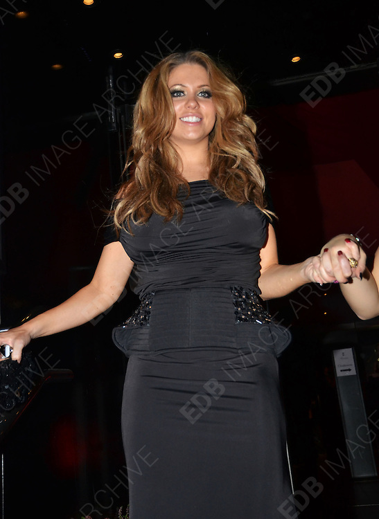 29.NOVEMBER.2011. LONDON<br /> <br /> BIANCA GASCOIGNE ATTENDING THE OK MAGAZINE PARTY AT FLORIDITA IN SOHO, LONDON<br /> <br /> BYLINE: EDBIMAGEARCHIVE.COM<br /> <br /> *THIS IMAGE IS STRICTLY FOR UK NEWSPAPERS AND MAGAZINES ONLY*<br /> *FOR WORLD WIDE SALES AND WEB USE PLEASE CONTACT EDBIMAGEARCHIVE - 0208 954 5968*