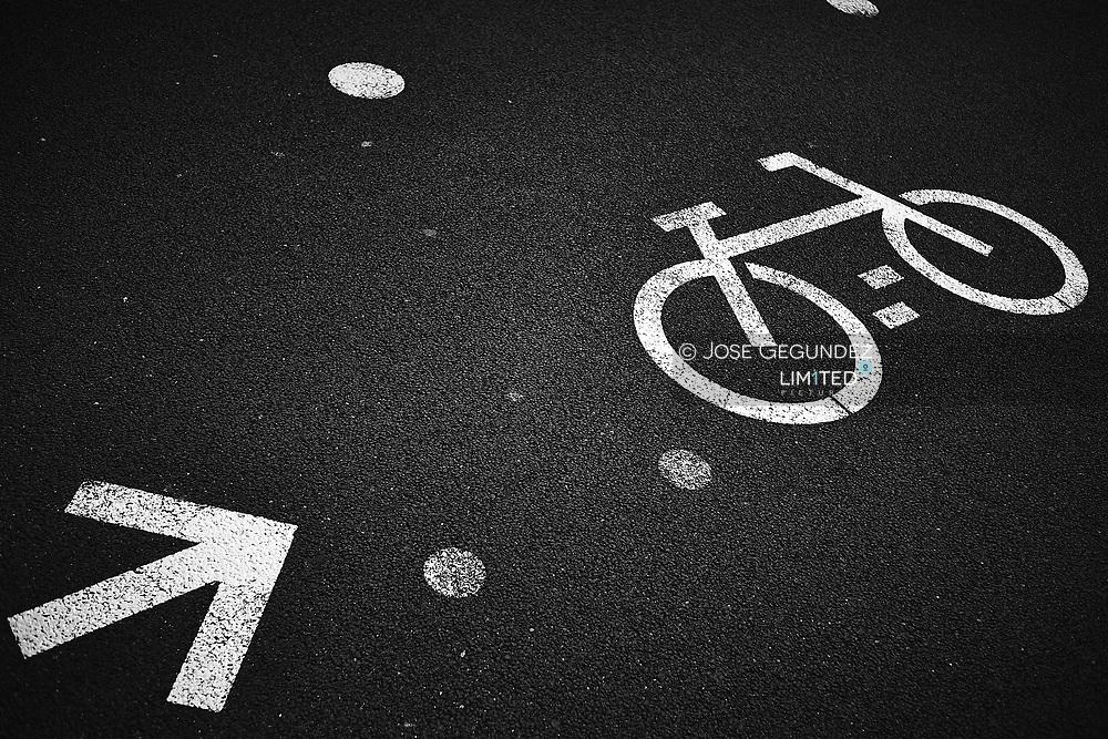 Follow the bike