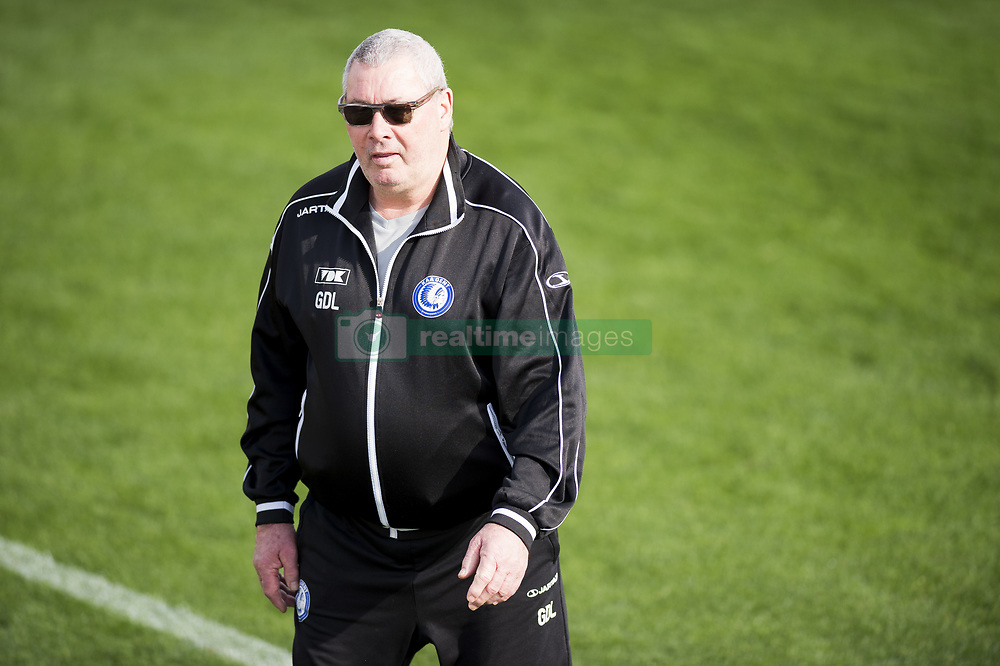 January 6, 2018 - Oliva, SPAIN - Gent's Gilbert De Lange pictured during the second day of the winter training camp of Belgian first division soccer team KAA Gent, in Oliva, Spain, Saturday 06 January 2018. BELGA PHOTO JASPER JACOBS (Credit Image: © Jasper Jacobs/Belga via ZUMA Press)